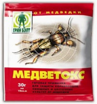Медведокс от медведки и муравьёв 30 гр.