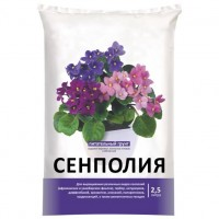 Грунт Нов Агро Сенполия 2,5 литра