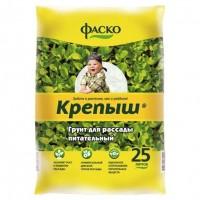 Грунт Крепыш 25 литров для рассады