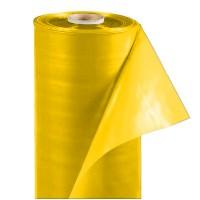 Плёнка светостабилизированная (жёлтая) 120 мкр, ширина 3 м.